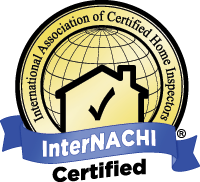 Pinnacle Property Inspections is certified by InterNACHI, the Internactional Association of Home Inspectors.